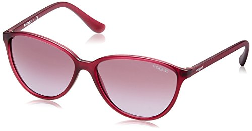 Vogue Gradient Square Women'S Sunglasses - (0Vo5033S23861354|53. 9|Brown Gradient) image