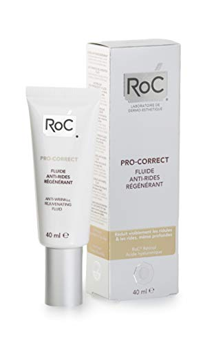 Roc Pro-Correct Fluide Antirides Régénérant 40 ml