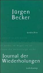 Journal der Wiederholungen: Gedichte