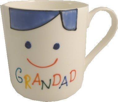 Grand Mug en porcelaine fine Cami Brights