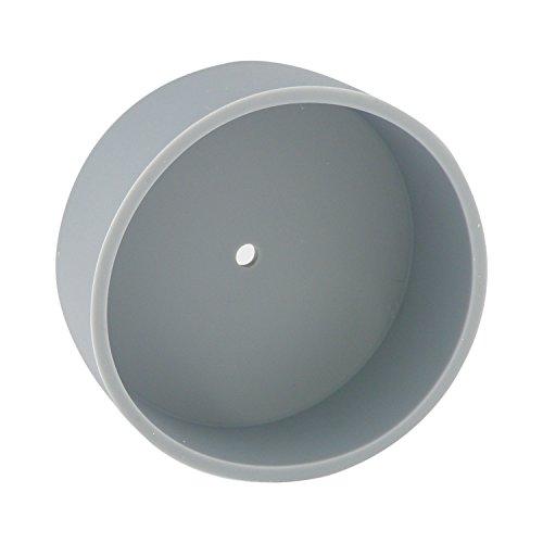 Lampen Baldachin grau - Silikon Abdeckung für Hängelampen