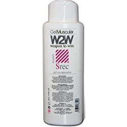 W2W Recuperador Muscular Defatigante Post Competición - 500 ml