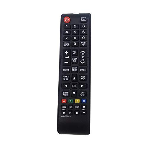 MYHGRC Nuovo telecomando Smart TV di ricambio per Samsung TV LED HD AA59-00602A Telecomando AA59-00602A per Samsung TV