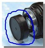 #8: SHOPEE BRANDED Brand new Rear Lens Cap / Cover For nikon a/f Lens 18-55mm
