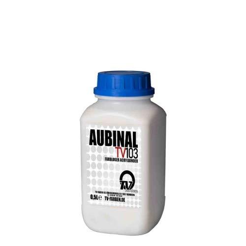 Aubinal 103 Binder 0,5l | farbloser Acrylbinder | Pigmentbinder