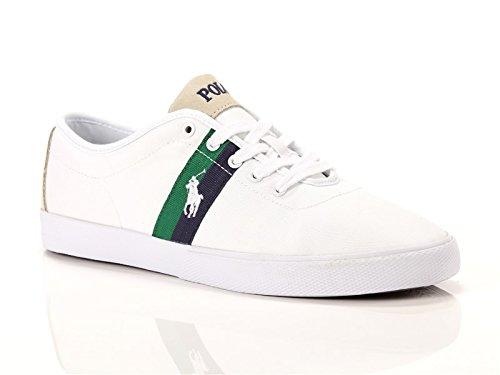 sneakers-hanford-canvas-blanc-rayures-bicolores-bleu-vert-pour-homme-