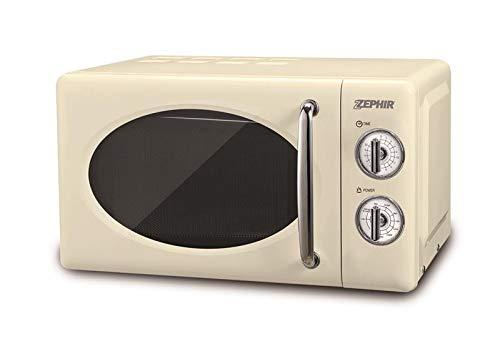 Forno a Microonde Combinato con Grill 20 Litri 700 Watt colore crema