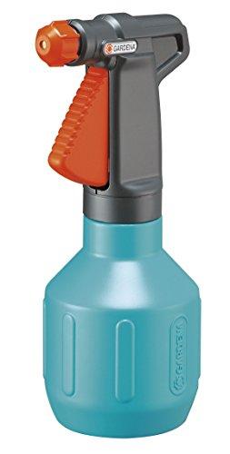 Pulvérisateur à gâchette 0,5 l Comfort de GARDENA : flacon pulvérisateur à usages multiples pour le ménage et le jardin, grande ouverture (804-20)