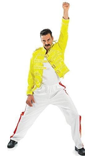 Freddie Mercury Wembley 80s Costume