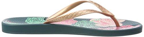 Ipanema Anat. Temas Vi Fem - Infradito Donna Multicolore (verde/rosa)