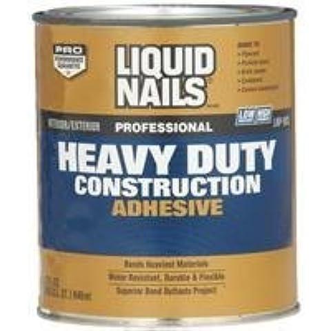 Liquid Nails MACLN903 Heavy Duty Construction Adhesive,