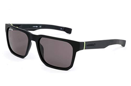 Lacoste Herren L877S Sonnenbrille, Schwarz, 55 (Sonnenbrillen Lacoste Mann)