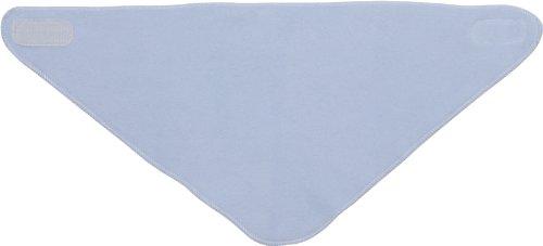 Playshoes Unisex - Baby Halstuch 422001 Fleece Halstuch, Dreiecks-Tuch, Gr. one size, Blau (Hellblau)