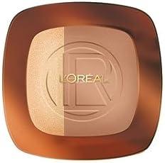 Loreal Paris Glam Bronze (102 Harmony Brown) 9g with Ayur Freebie