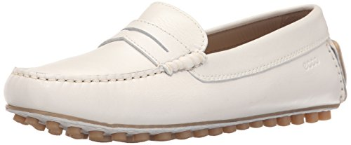 Ecco ECCO DYNAMIC MOC LAD, Damen Mokassin, Elfenbein (SHADOW WHITE01152), 38 EU (5 Damen UK)