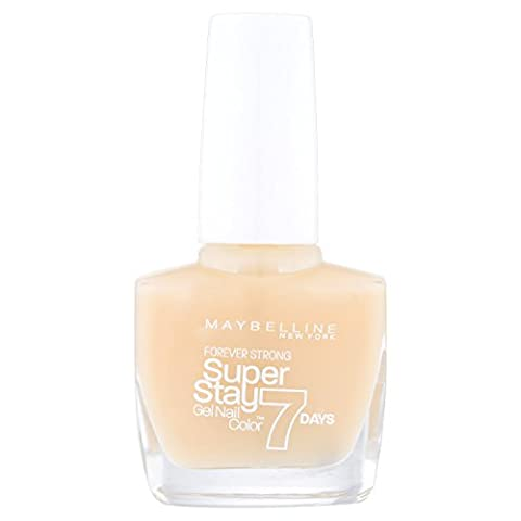 Maybelline Forever Strong SuperStay 7day Gel 76 French Manicure Nail Polish 10ml