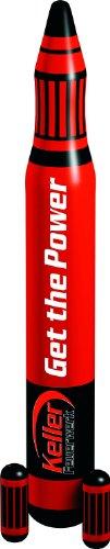 Feuerwerks Rakete aufblasbar Größe : ca.250x25cm