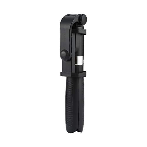 Selfie Stick Selfie Stick Stativ-Shutter-Fernbedienung für Handy-Stick Black Extended Battery Support
