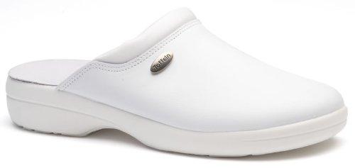 Zoccoli da Infermeria Leggeri Flessibili Toffeln Flex Lite 0501 Bianco (bianco)