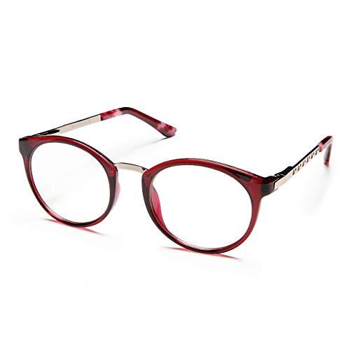 PROSPEK - Hochwertige Computer Brillen - Juliet Style - Entlasten und schützen Sie Ihre Augen