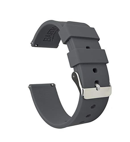 Barton Watch Bands -  -Armbanduhr- QRSSMOKE18