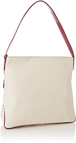 Timberland Women s TB0M5563 Shoulder Bag Off-White Off-White  Peach Puree K40