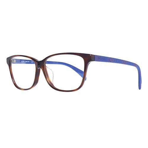 Just Cavalli Damen Brille JC0686-F 052 58 Brillengestelle, Braun