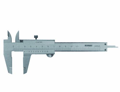 Mini Schieblehre, Schublehre, Messschieber, Längenmessgerät, 0-100mm, rostfrei