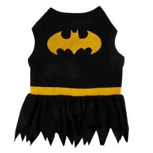 DC Comics Batman/Batgirl Hund Verkleiden Halloween-Kostüm Größe: Medium
