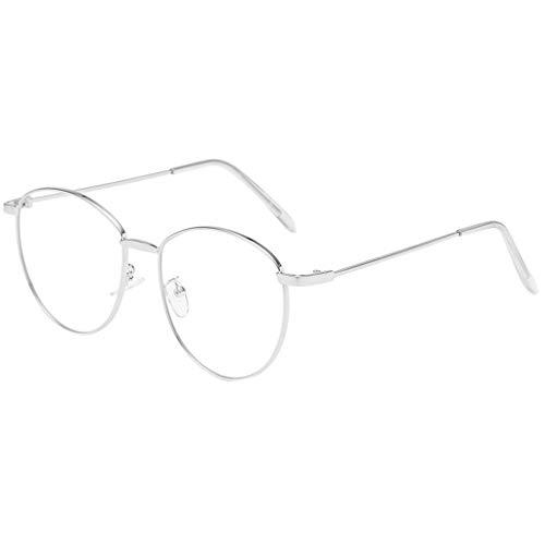 Dkings Mode Mann Frauen Unregelmäßige Form Sonnenbrille Brille Vintage Style, Polarisierte 80er Retro Klassiker Trendy Stilvolle Sonnenbrille für Männer Frauen, Unisex Aluminium Sonnenbrille (H)