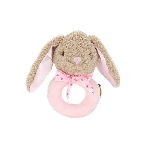 Wudi Sweet Baby-Geklapper für Kinder Handbell-Nette Karikatur-Spielzeug-Tier-Spielzeug für Jungen...
