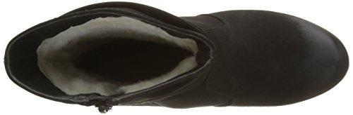 Rieker 98570, Bottes Classiques Femme Noir (Schwarz/00)