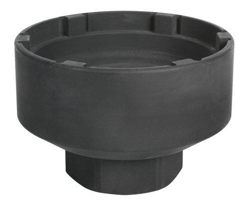Sealey CV007 - Chiave a bussola con 6 denti interni per dadi asse ruota, attacco quadro da 3/4