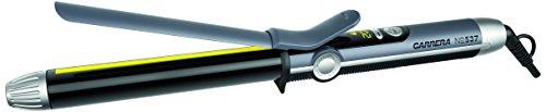 CARRERA 537 Lockenstab 26 mm | Kegelförmig mit Keramik, Temperaturregelung, LED-Display und extra langen Stylingplatten