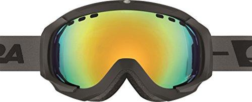 Carrera Skibrille Crest Sph Schwarz-Matt Varnish