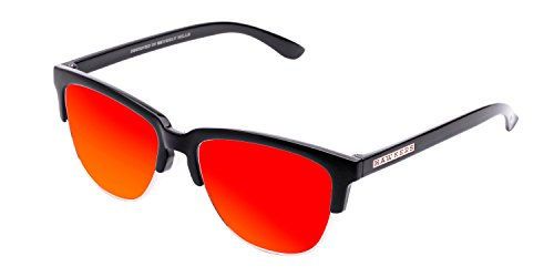 hawkers-classic-diamond-black-ruby-gafas-de-sol-para-unisex-color-diamond-black-ruby-talla-talla-uni