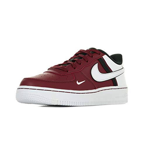 Nike Air Force 1 LV8 2 Youth - Team Red White Black
