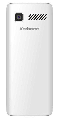Karbonn K24+ (White)