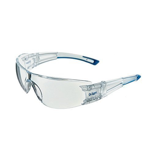 Dotata occhiali protettivi anti graffio 8330 x-pect e anti appannamento; vetro: policarbonato; uv-protezione: 99,9%
