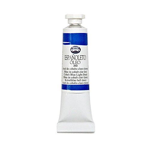 lienzos-levante-0110103332-oleo-espanoleto-tubo-de-20-ml-332-color-azul-de-cobalto-claro
