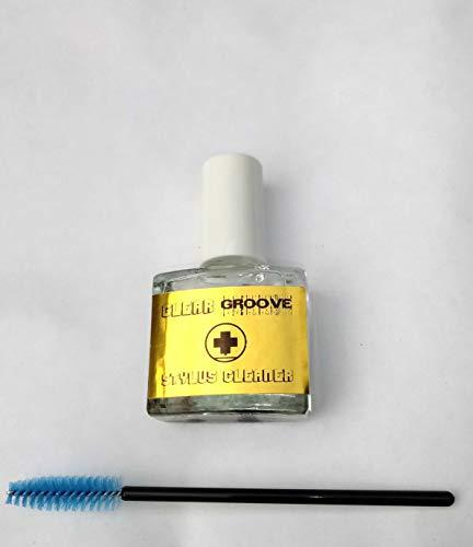 Clear Groove Turntable Stylus Reinigungsflüssigkeit & Brush Kit