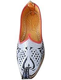 c10b85278e3c Mojari for Indian Mens Tradition Ethnic Jutti Loafer Matching Shoes for Mens .