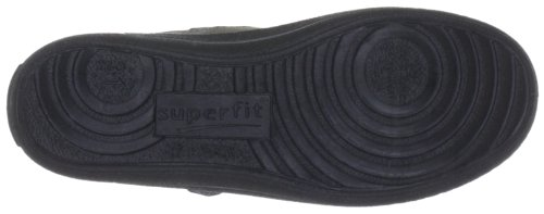 Superfit Tensy 90010606 Jungen Lauflernschuhe Grau (Stone Kombi)