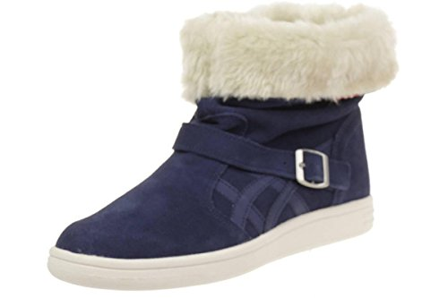 Onitsuka Tiger MERIKI suede Sneaker Lifestyle padded winter boots, pointure:eur 39