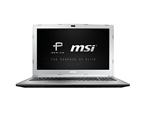 MSI PL62 7RC-15.6-inch Laptop (7th Gen Core i7-7700HQ/8GB/1TB/DOS/2GB Graphics), Silver image