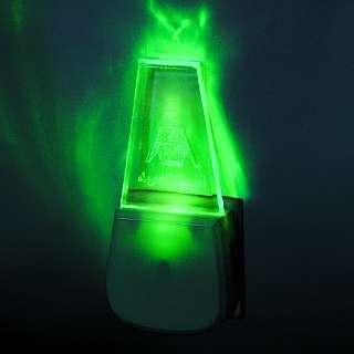 McShine Kinder-Nachtlicht mit grüner LED von McShine auf Lampenhans.de