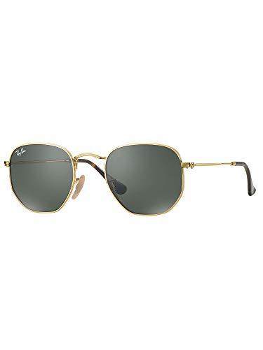 G-15 grüne Sonnenbrille klassische Ray-Ban RB3548N Gold
