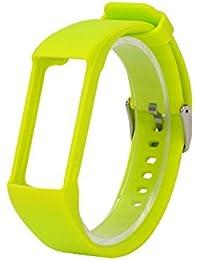 martialart - Correa de Silicona Universal de Repuesto para Reloj Inteligente Polar A360 A730 GPS