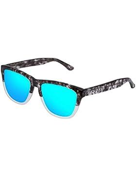 Hawkers Bicolor Grey Tortoise Clear Blue One X - Gafas de sol unisex