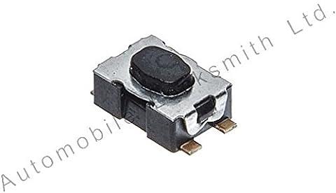 3 interrupteurs tactiles pour Micro à clés télécommande Citroen Peugeot